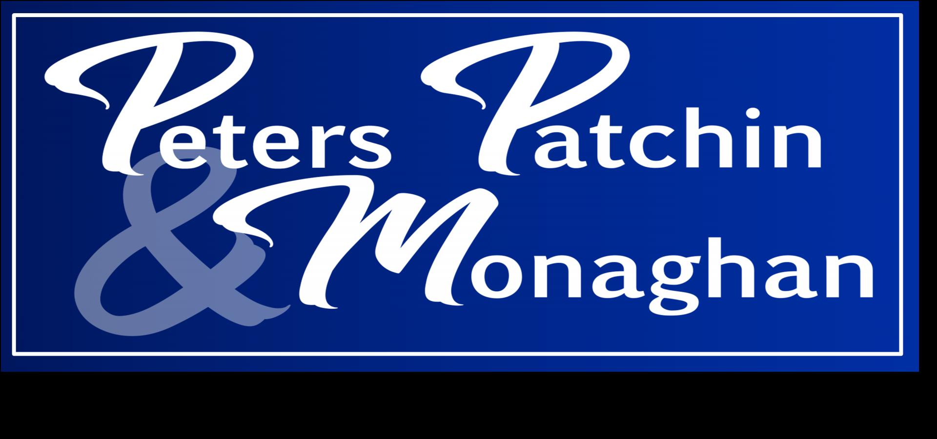 PPM Logo White on Blue + Pinstripe FINAL